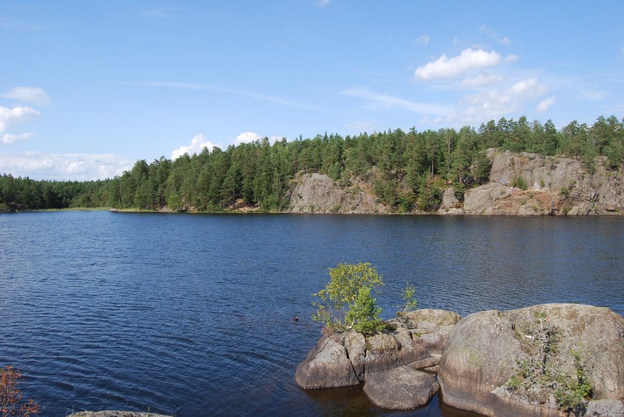 Sjön Gömmaren