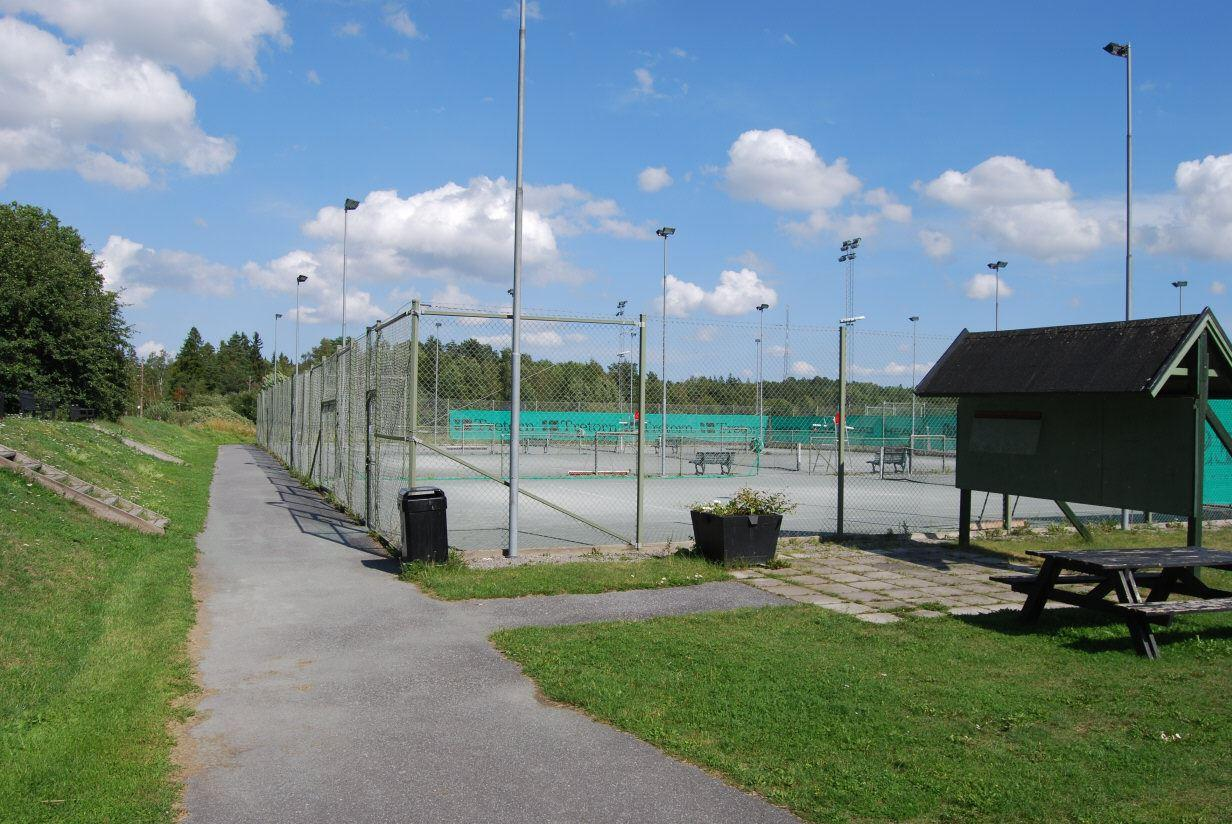 Källbrinks IP tennisbanor
